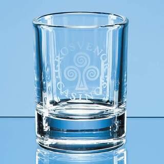 50ml Round Hot Shot Tot Glass