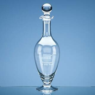 Dartington Crystal Rachael Wine Decanter