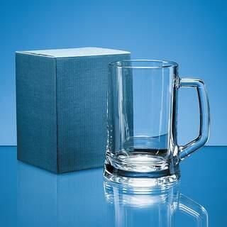 Blue Tankard Skillet Large Box