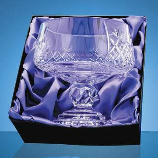 Universal Large Bowl Satin Lined Presentation Box